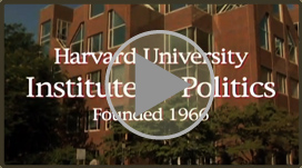 History of the Institute of Politics